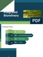 Presentation Integrated Biorefinery