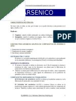 TOXICOLOGIA-ARSENICO
