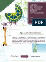 Asuhan Keperawatan Pada Pasien Dengan Osteosarkoma
