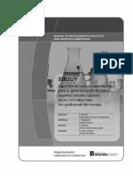 Manual Proc 3262UY Digestión Sólidos s. Cerrado