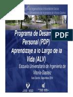 Programa de Desarrollo Personal