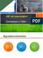 Taller ABC de La Innovacion Juchitan