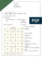 Betonske konstrukcije 2 - graficki rad dimenzionisanje ploca