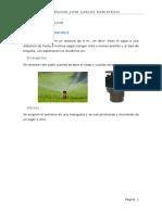 Tipos de Irrigacion