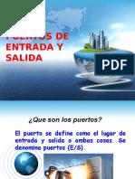 Puertos de E-S