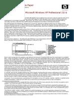 RAM Allocation W-WinXP_HP MWP x64 03Nov05