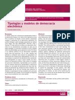 modelos Democracia electrónica.pdf
