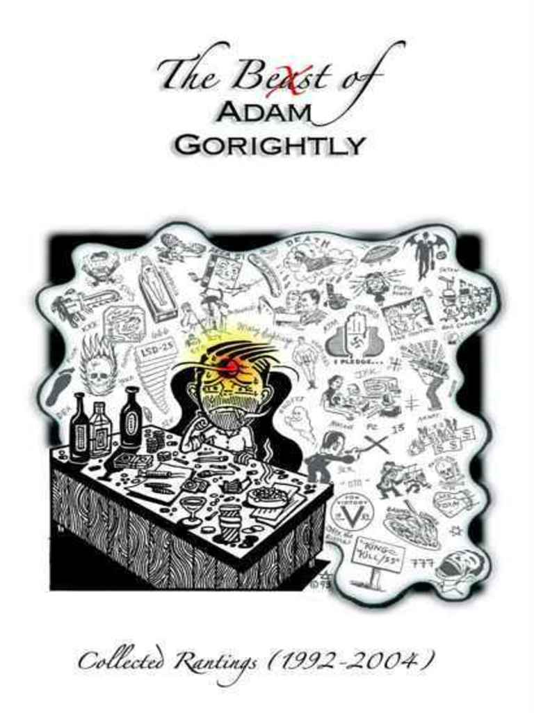 The Beast Of Adam Gorightly_ Co  Adam Gorightly  J D Salinger   Conspiracy Theory