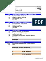Presupuesto Arrecife s 2 Febrero 2015