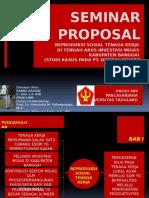 PPT - Seminar Proposal