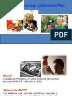 HACCP ASEGURAMIENTO DE LA CALIDAD