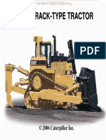 Course Caterpillar d10t Track Type Tractor Bulldozer Systems Components Parts Diagrams
