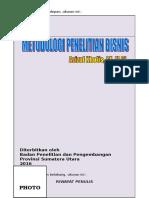Cover Buku Metopel