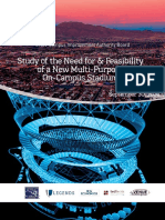 2014 Study Killed Publicly-Financed Las Vegas Football Stadium #SNTIC