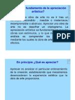 Criterios Preliminares a La Apreciacion Artisitica (2)