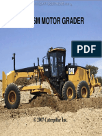 Course Systems Controls Components Parts Caterpillar 14m 16m Motor Grader
