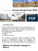 Africas climate change from 2000.pptx