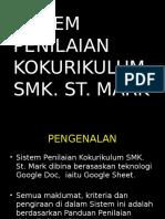 Pengenalan Sistem Penilaian Kokurikulum 2014