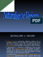 Naturalismo e Verismo 5C