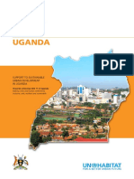 UN-Habitat Country Programme Document 2016- 2021 - Uganda