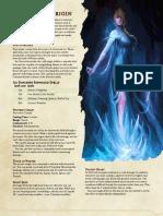 Sorcerous Origin-Ice Sorcery (9083967)