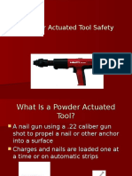 Y17 Powder Actuated Tool 1