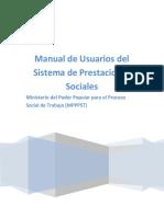 manual de prestaciones sociales