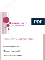 E Business II
