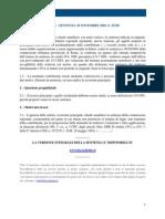 Fisco e Diritto - Corte di Cassazione Sentenza n. 25198 2009