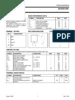 Buk564-60h Powermos Transistor Fet