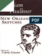 Faulkner, William - New Orleans Sketches (Mississippi, 2002)