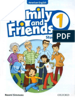 American English - Family aAmerican English - Family and Friends nd Friends - Student Book - 1