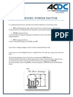 Understanding Power Factor