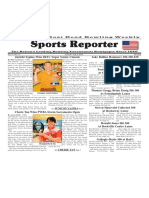June 29 - July 5, 2016  Sports Reporter