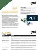 At a Glance Public Cloud