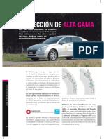Analisis Peugeot 508