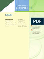 Ch04 Reliability