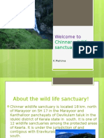 Welcome to Chinnar Wildlife Sanctuary
