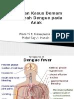 Laporan Kasus Demam Berdarah Dengue Pada Anak