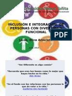 Segundo Taller Kids Inclusión e Integración de Personas Con Diversidad Funcional