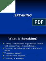 CIS LEC4 Speaking