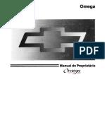 Manual Proprietario Omega 97 - OmegaClube (1)