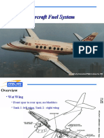 Fuel sistem JS31 jetstream