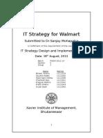 ITSDI Gr2 X Walmart Report