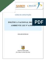 02 Politica Nacional Meio Ambiente