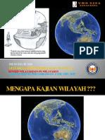 Konsep Wilayah Dan Pewilayahan
