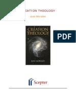 MORALES, Jose_Creation Theology