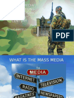Effective Media Communications for the Military in The