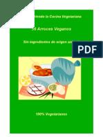 Arroces (Recetas veganas)