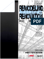 Remodeling Reconstraction